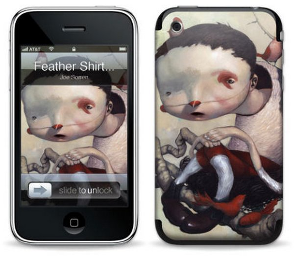 iphone skins 02 20 Awesome iPhone Skins