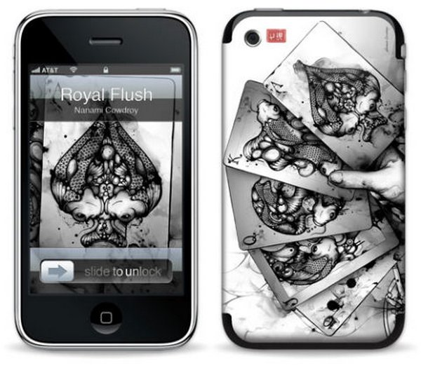 iphone skins 03 20 Awesome iPhone Skins