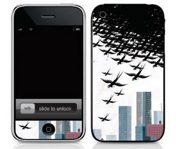 iphone skins 05 20 Awesome iPhone Skins