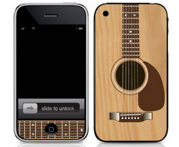 iphone skins 07 20 Awesome iPhone Skins