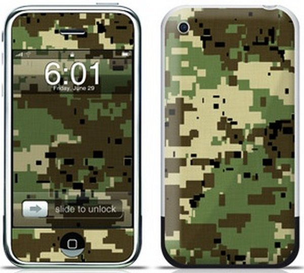 iphone skins 18 20 Awesome iPhone Skins