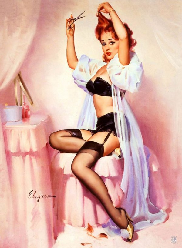 marilyn monroe pinup 07 30 Pin Up Shoots In The Style Of Marilyn Monroe