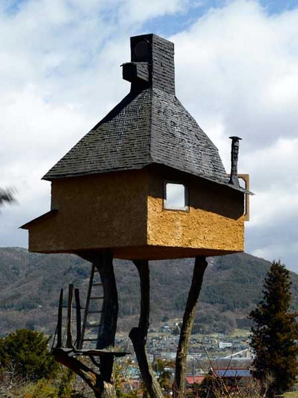 amazing tree houses 05 6 Designer Tree Houses Youd Love to Live In