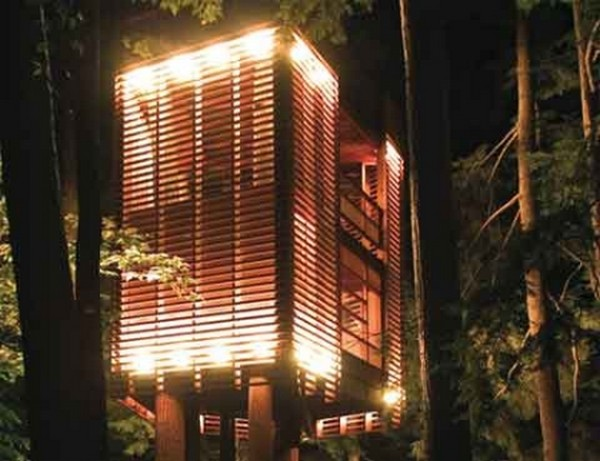 amazing tree houses 07 6 Designer Tree Houses Youd Love to Live In