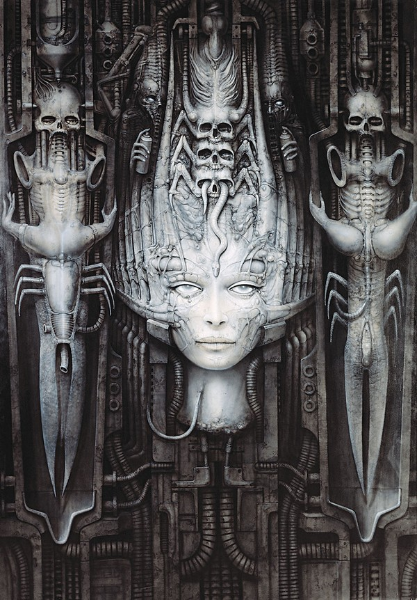 art noir by hr giger 02 Art Noir by HR Giger