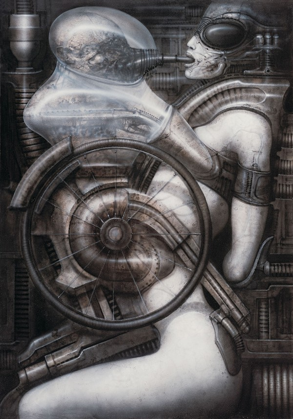 art noir by hr giger 05 Art Noir by HR Giger
