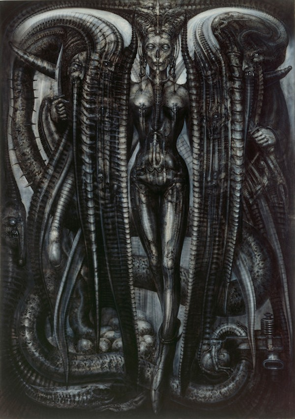 art noir by hr giger 08 Art Noir by HR Giger