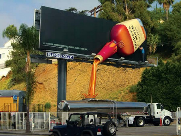 brilliantly clever billboard 07 Billboard Marketing Ideas: Top 24 Extremely Creative Billboards