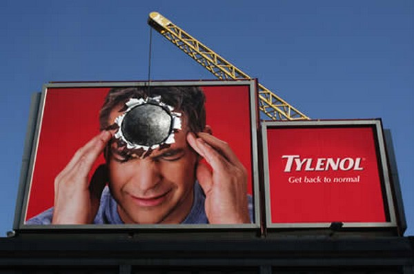brilliantly clever billboard 10 Billboard Marketing Ideas: Top 24 Extremely Creative Billboards
