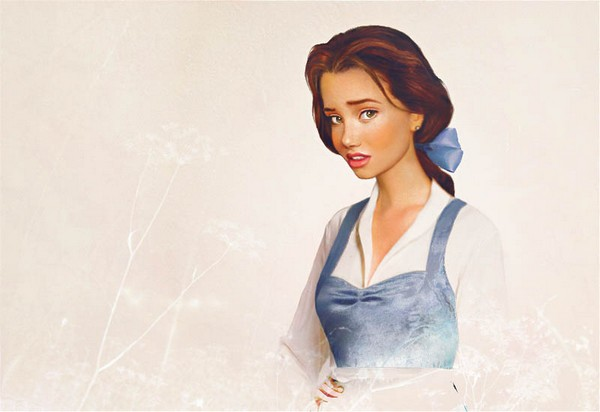 envisioning disney characters in real life 01 Envisioning Disney Characters in Real Life
