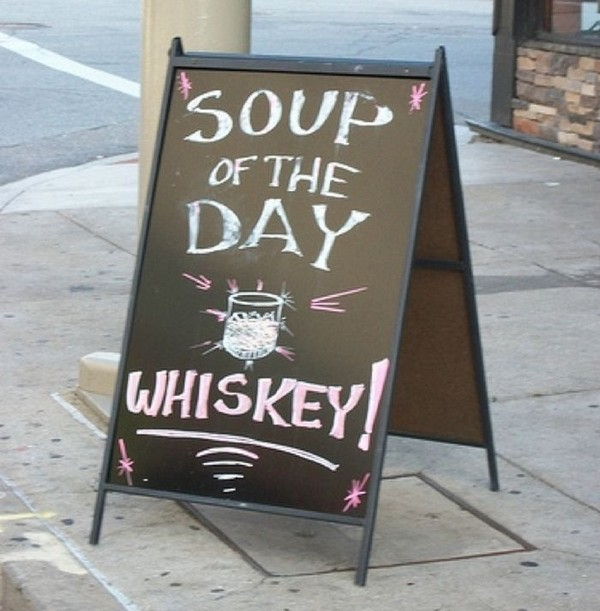 funny restaurant signs 02 Top 11 Funniest Restaurant Signs