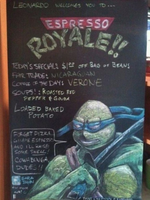 funny restaurant signs 05 Top 11 Funniest Restaurant Signs