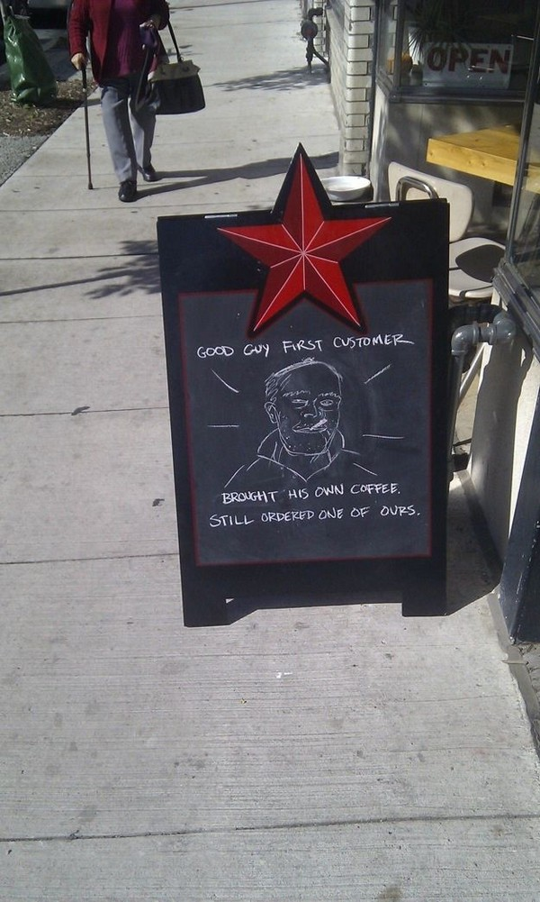 funny restaurant signs 08 Top 11 Funniest Restaurant Signs