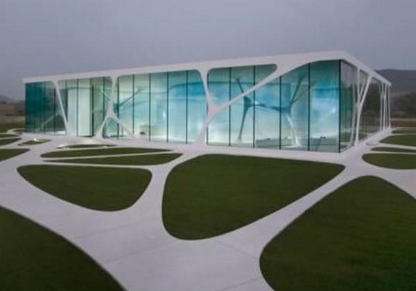 modern glass house 02 Top 10 Modern Dream Houses Made of Glass