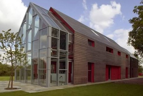 modern glass house 03 Top 10 Modern Dream Houses Made of Glass