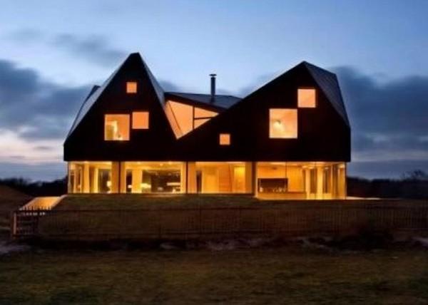 modern glass house 06 Top 10 Modern Dream Houses Made of Glass