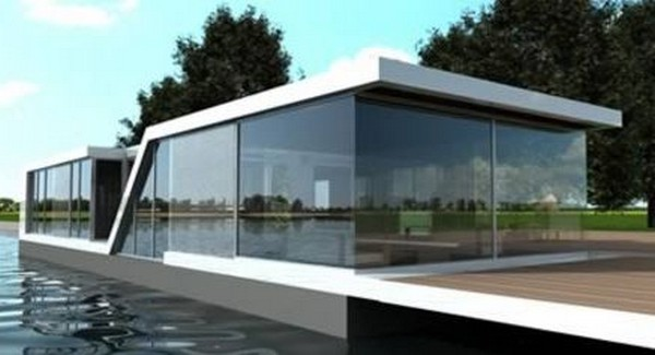 modern glass house 10 Top 10 Modern Dream Houses Made of Glass