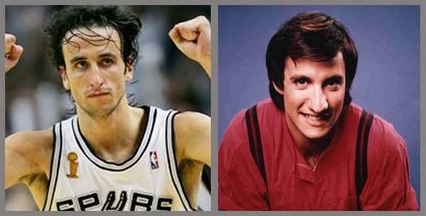 nba celebrity look a likes 03 Top 10 NBA Celebrity Doppelgangers