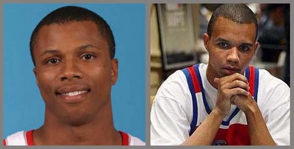 nba celebrity look a likes 09 Top 10 NBA Celebrity Doppelgangers