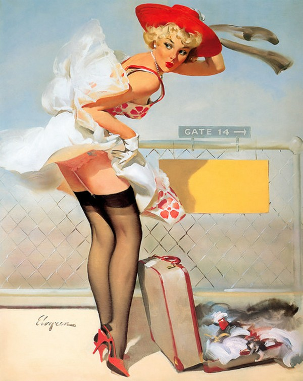 pin up girl pictures 01 Best Of: Pin up Girl Pictures