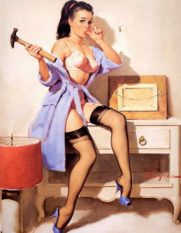 pin up girl pictures 02 Best Of: Pin up Girl Pictures