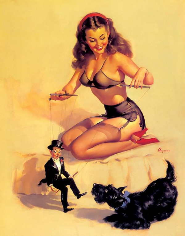 pin up girl pictures 04 Best Of: Pin up Girl Pictures