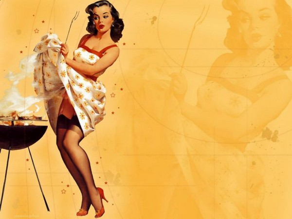 pin up girl pictures 06 Best Of: Pin up Girl Pictures