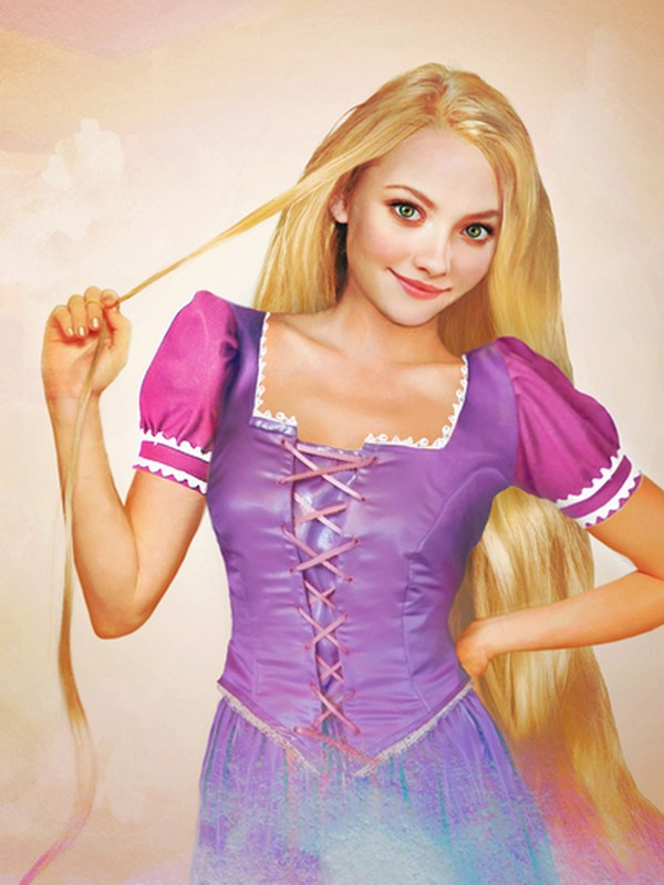 real life disney characters 09 Disney Character Portraits; How Would They Look Like in Real Life?