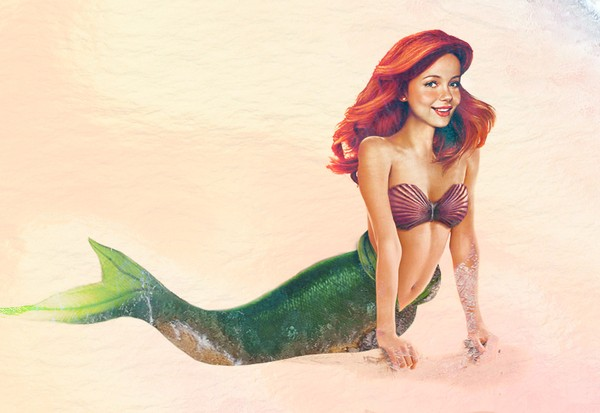 real life disney characters 10 Disney Character Portraits; How Would They Look Like in Real Life?
