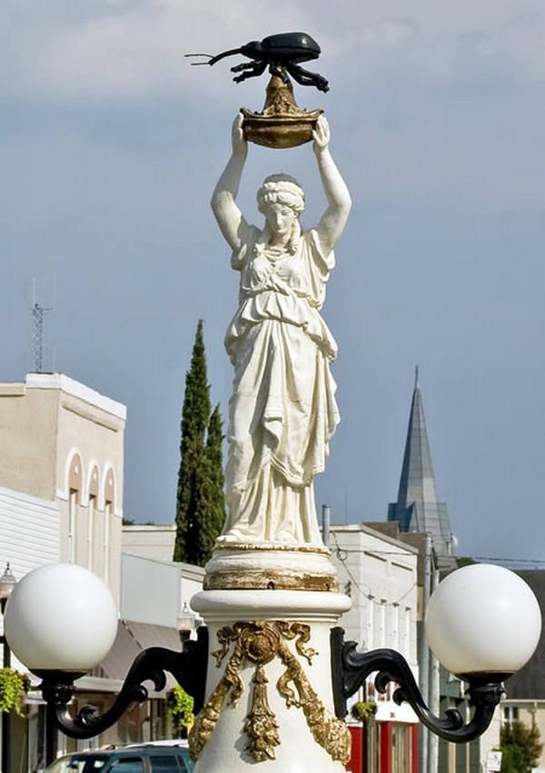 παράξενα αγάλματα στον κόσμο 12 Top 10 Μυστήριο Αγάλματα που βρέθηκαν ποτέ