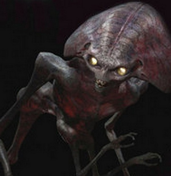 the worst aliens ever 04 Top 25 Most Unusual Aliens