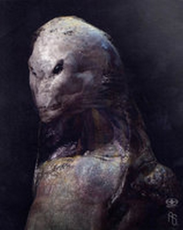 the worst aliens ever 08 Top 25 Most Unusual Aliens