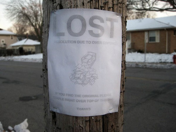 funniest signs on telephone poles 08 Top 10 Funniest Signs on Telephone Poles