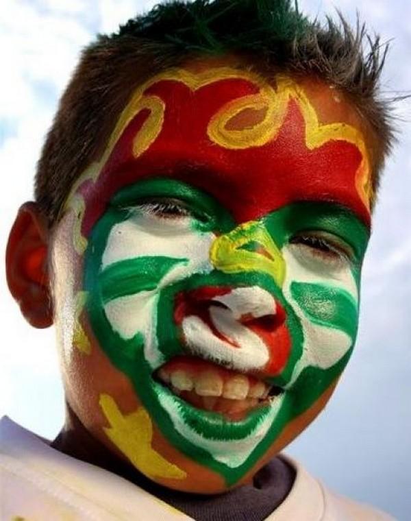 funniest soccer fans ever 01 Top 15 Funniest Soccer Fans Ever