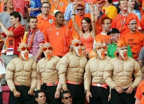 funniest soccer fans ever 02 Top 15 Funniest Soccer Fans Ever