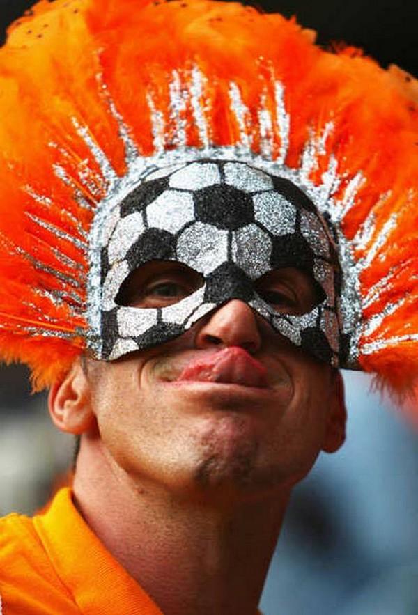 funniest soccer fans ever 07 Top 15 Funniest Soccer Fans Ever