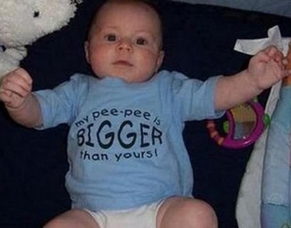 hilarious baby t shirts 03 Hilarious Baby T Shirts