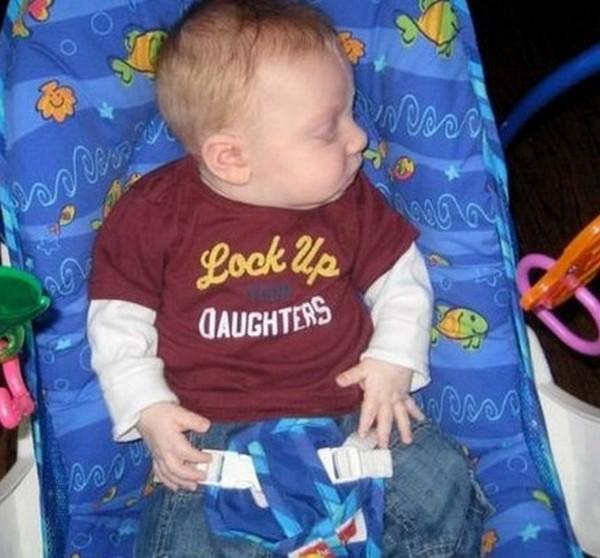 hilarious baby t shirts 07 Hilarious Baby T Shirts