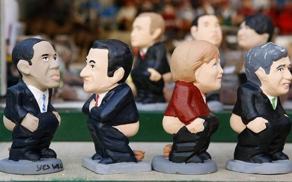 shit that worlds leaders do 03 Creative World Leaders Figurines; Who We are And What We Do