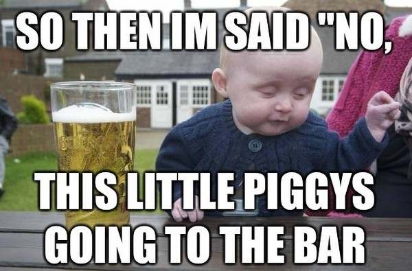 Funny New Baby Meme : Top the best baby memes of all time