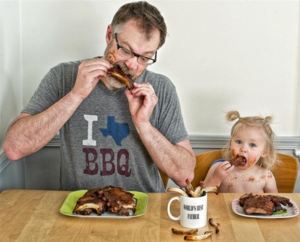 worlds best father 04 Hilarious World's Best Father Photo Series