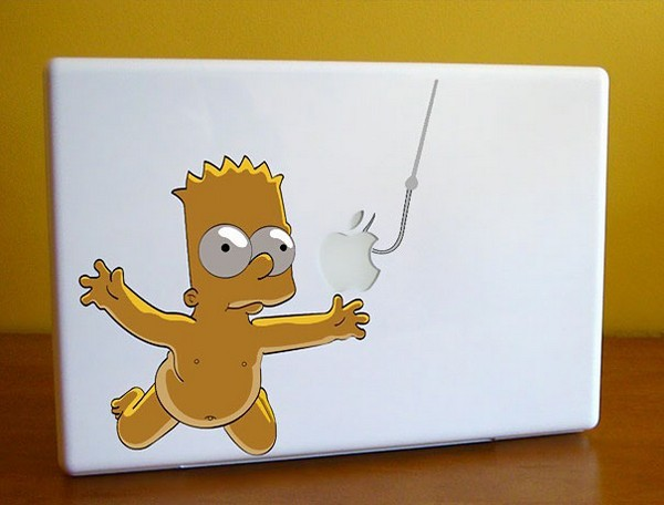 10 fun macbook stickers 02 10 Fun MacBook Stickers