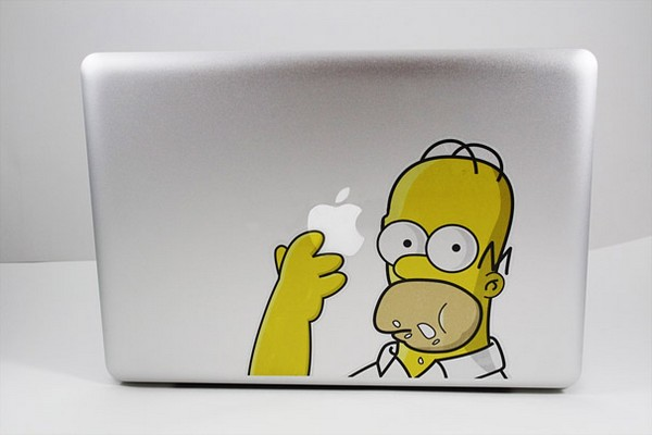 10 fun macbook stickers 04 10 Fun MacBook Stickers
