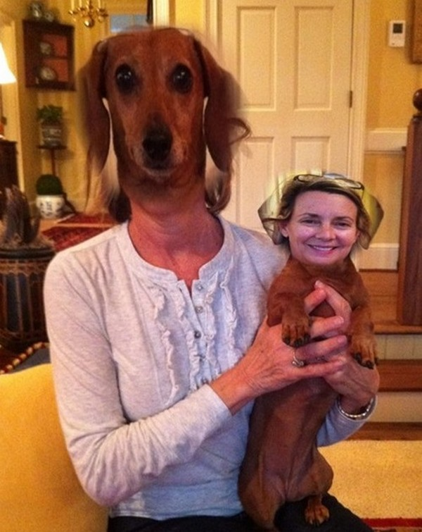 freaky animal human face swaps 04 15 Freaky Animal Human Face Swaps