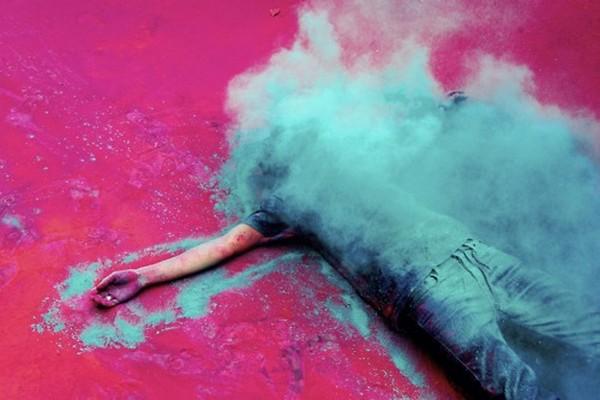 paint war in berlin 22 Paint War in Berlin: Explosions of Race & Color