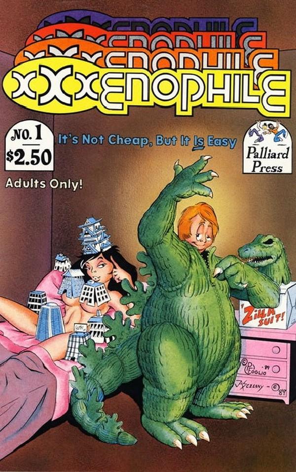 the best erotic comics 10 The Best Spicy Comics
