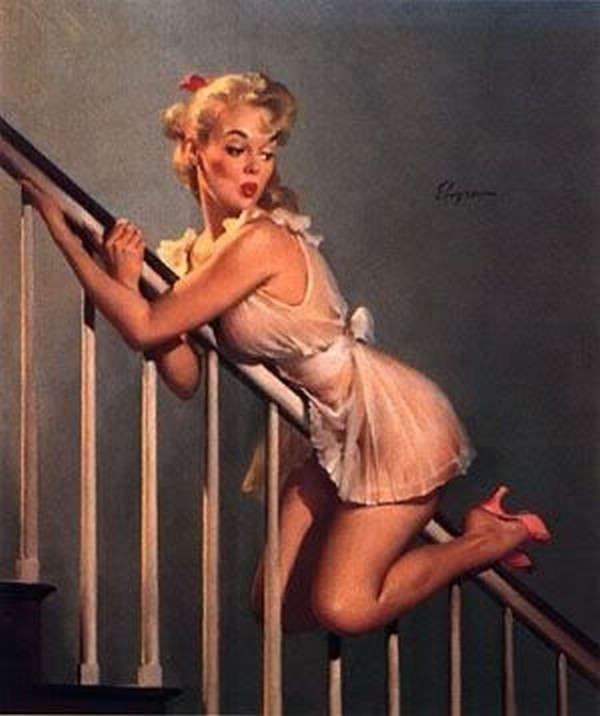 pin up girls 06 Top 10 Coolest Pin Up Girls Ever