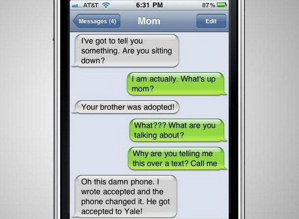 top 10 funniest autocorrects of 2013 04 Top 10 Funniest Typos and Auto corrects Of 2013