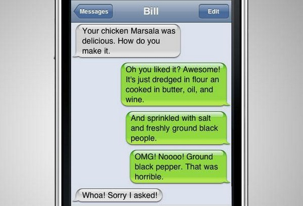 top 10 funniest autocorrects of 2013 06 Top 10 Funniest Typos and Auto corrects Of 2013