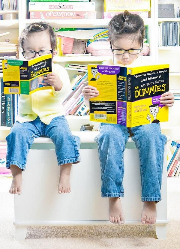 creative dad takes crazy photos of daughters 10 Creative Dad Takes Crazy Photos Of Daughters